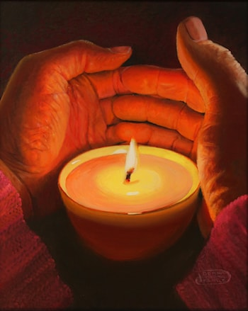 A Light Touch by Debra Keirce