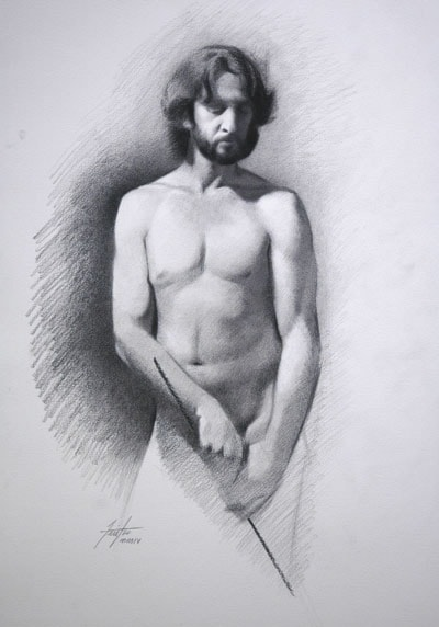 Sketching the Figure from Life - Art Renewal Center