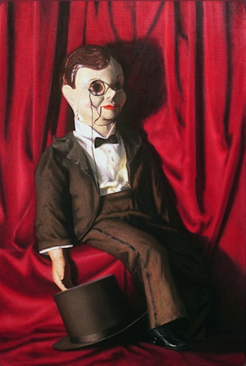 Charlie McCarthy by Sandy Sherman