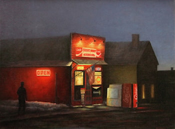Dooley's Market by Sandy Sherman