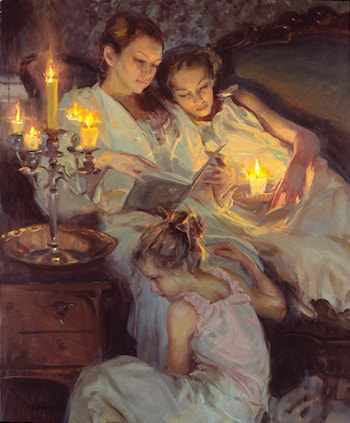 Drift off to Dream by Daniel F. Gerhartz