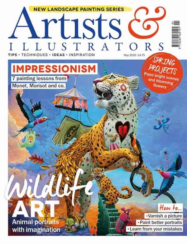 Artists & Illustrators Magazine Award