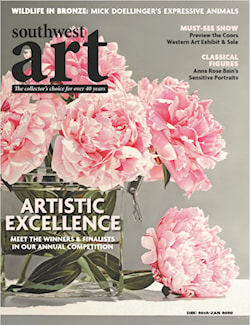 Southwest Art Magazine Award