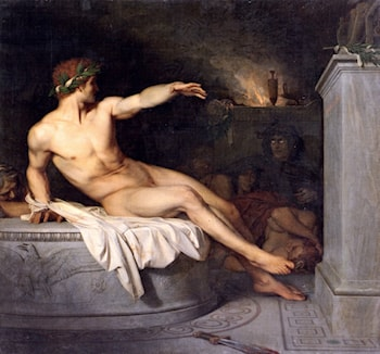 Orestes by Alexandre Cabanel