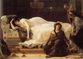 Phèdre by Alexandre Cabanel