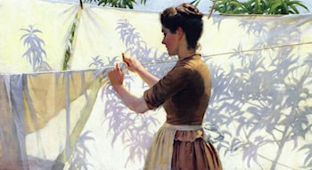 Shadow Decoration by Charles Courtney Curran