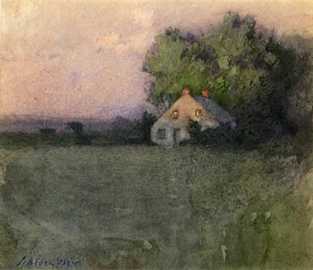 Branchville, Connecticut by Julian Alden Weir