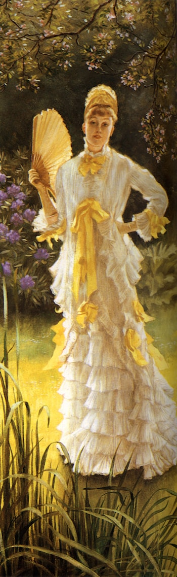 July by James Jacques Joseph Tissot