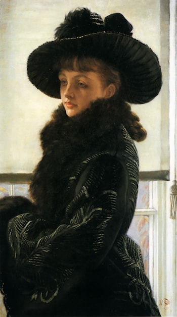 Mavourneen by James Jacques Joseph Tissot
