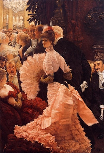 A Woman of Ambition by James Jacques Joseph Tissot