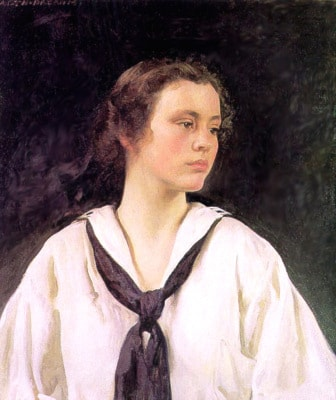 Sally by Joseph Rodefer de Camp