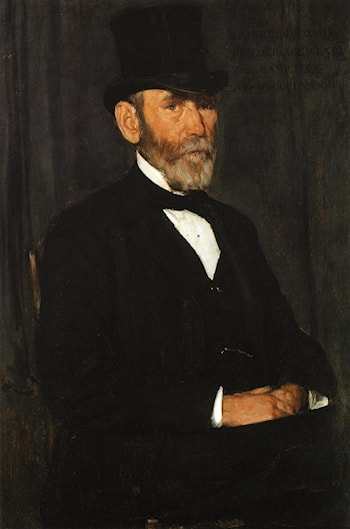 Lambert DeCamp by Joseph Rodefer de Camp