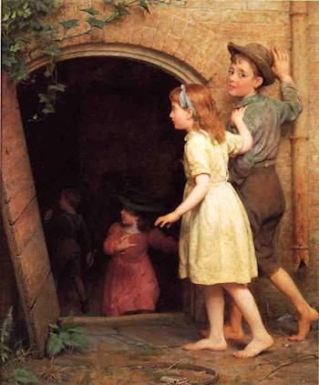 The Haunted Cellar (Who's Afraid) by Seymour Joseph Guy