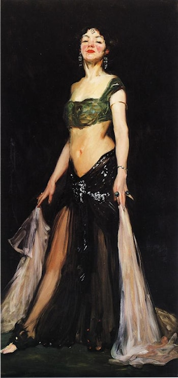 Salome by Robert Henri
