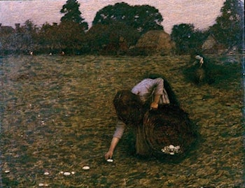 Dawn by Henry Herbert La Thangue