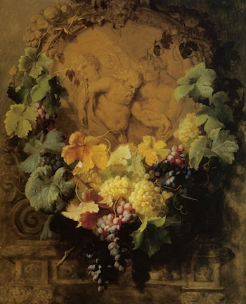 In Honor of Bacchus by Jean-Baptiste Robie