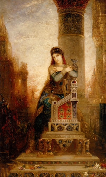 Desdemone by Gustave Moreau