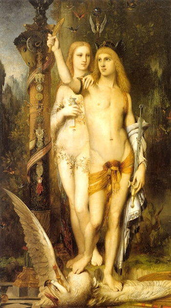 Jason by Gustave Moreau