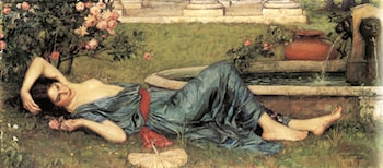 Sweet Summer by John William Waterhouse