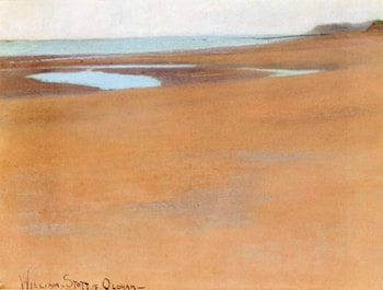 Sand Pools by William Bell Scott