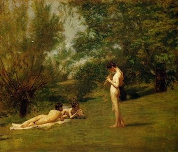 Arcadia by Thomas Eakins