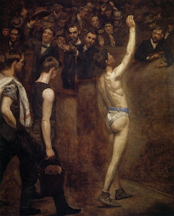 Salutat by Thomas Eakins