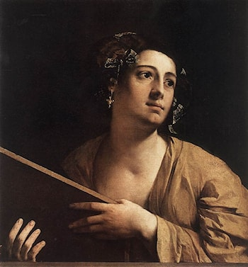 Sibyl by Dosso Dossi
