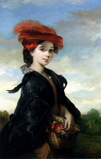 The Red Hat by Thomas Musgrove Joy