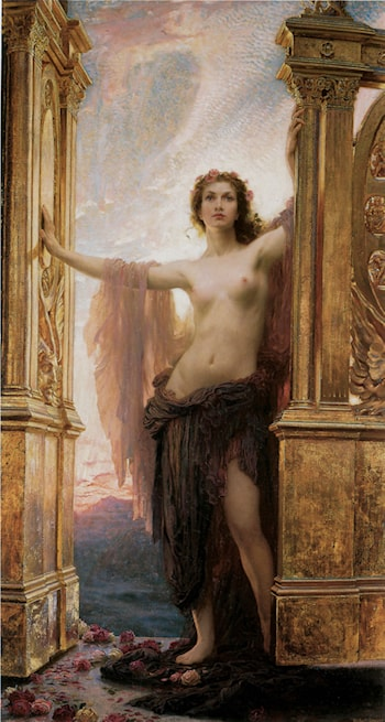 The Gates of Dawn by Herbert James Draper