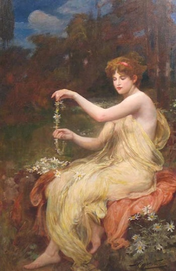 The Necklace by Robert Fowler