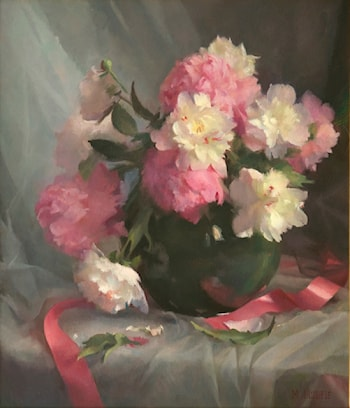 Peonies by Mary Minifie