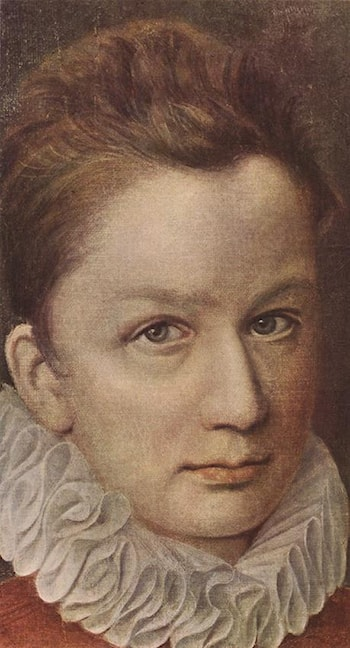 Portrait of a Young Man by Pierre Dumoustier