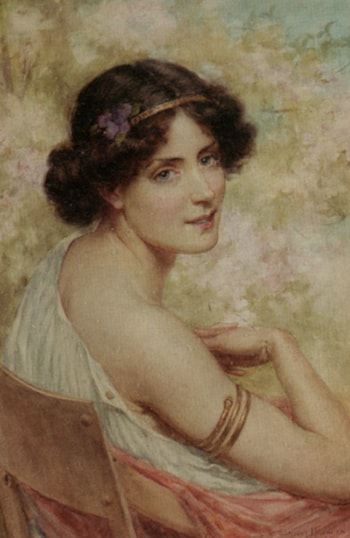Spring by George Sheridan Knowles