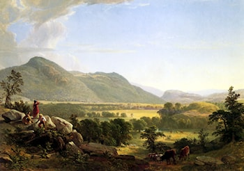 Dover Plain, Dutchess County, New York by Asher Brown Durand