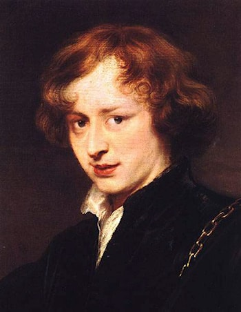 Self­Portrait by Sir Antony van Dyck