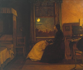 Past and Present No. 2 by Augustus Leopold Egg