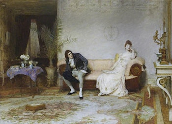 Enigma by Sir William Quiller Orchardson