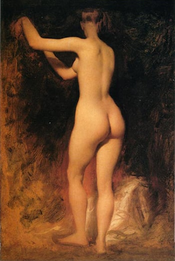 Nude Study by William Etty