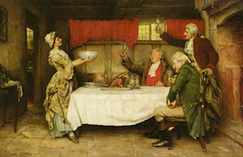 A Toast to the Chef by William A. Breakspeare