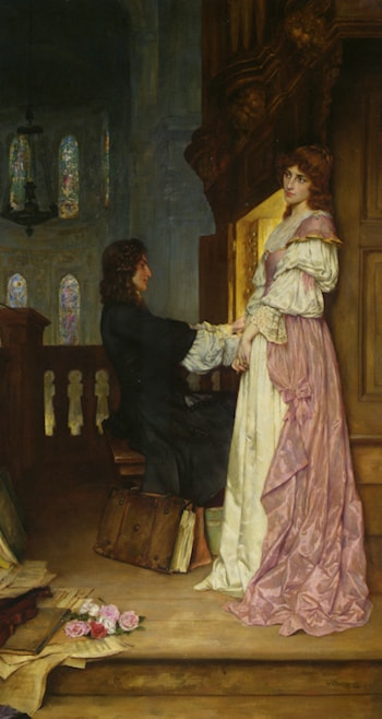 If Music Be the Food of Love by William A. Breakspeare