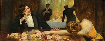 The End of the Evening by William A. Breakspeare