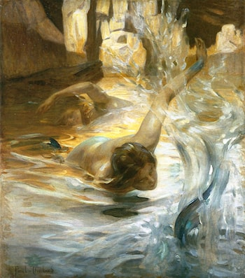 Sirens by Paul Emile Chabas