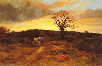Return From The Fields by Robert John Hammond