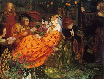 The Deceitfulness of Riches by Eleanor Fortescue-Brickdale