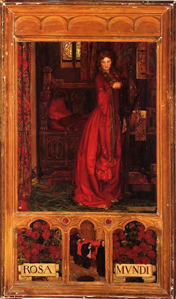 Rosamond by Eleanor Fortescue-Brickdale