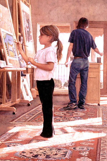 Side by  Side by Steve Hanks