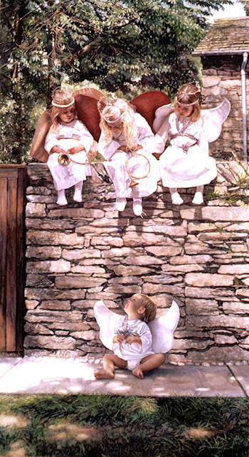 The Newest Angel by Steve Hanks