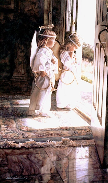 Little Angels by Steve Hanks