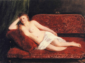 After the Bath by William Powell Frith