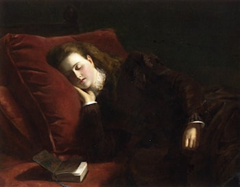 Sleep by William Powell Frith